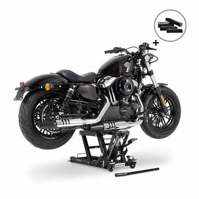 Caballete a Tijera LS Plus para Harley Davidson Electra Glide / Classic
