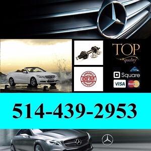 Mercedes-Benz E350 ■  Cardans • Essieux • Axles (OEM)