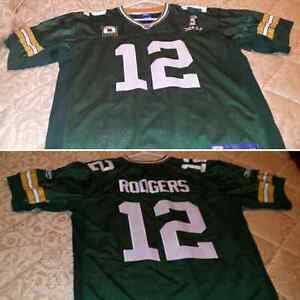 Green Bay Packers Jersey #12 Aaron Rodgers