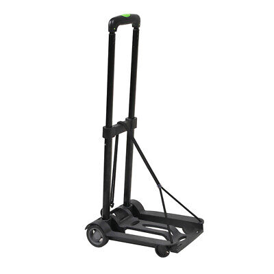 Multipurpose Cart Folding Dolly Collapsible Trolley Hand Truck Moving Warehouse