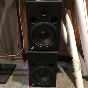 Event TR6 Powered Studio Monitors