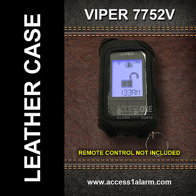 Viper/Python ((LEATHER REMOTE CASE)) LCD LC3 5901 7752V