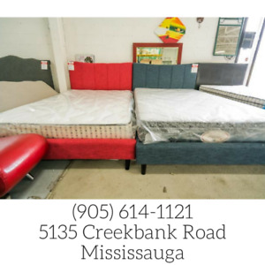 BRAND NEW MATTRESS CLEAROUT FROM $50 AND BED FRAMES!