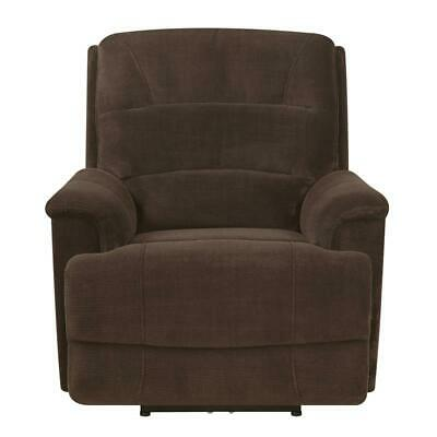Home Fare Power Recliner with Power Headrest and USB Chargin