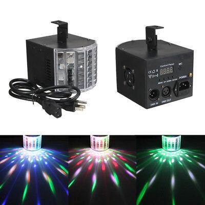 KingSo DJ Light Sound Activated RGB Led Stage Light Three Control Modes Lighting