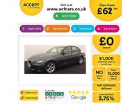 BMW 320 2.0TD ( 184bhp ) ( s/s ) Auto 2013MY d SE FROM £62 PER WEEK !