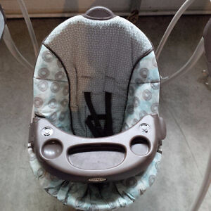 Graco Baby Swing Kitchener / Waterloo Kitchener Area image 2