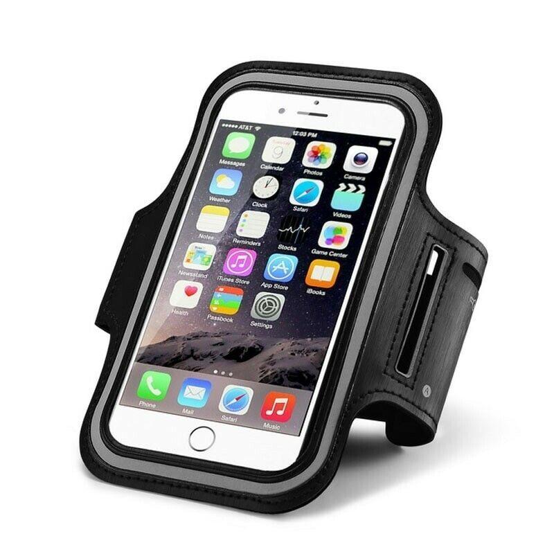 Sportarmband Tasche Fitness Sport Armband Jogging Case Lauf Hülle Handy Arm