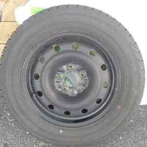 Snow tires and rims for 2009 nissan altima