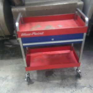 bluepoint tool cart