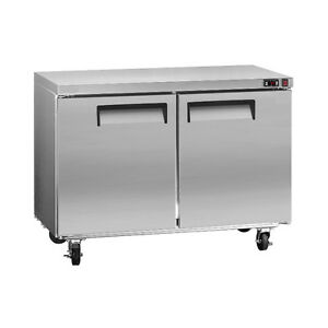 Commercial Restaurant Under Counter Cooler / Freezer
