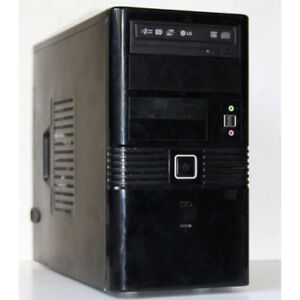 Custom Built Desktop i3 3.1GHz 4GB RAM 320GB DVDRW HDMI