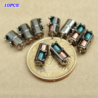 10pcs Dc 5v 2-phase 4-wire Micro Mini Ultra-tiny 4mm Precision Stepper Motor Diy