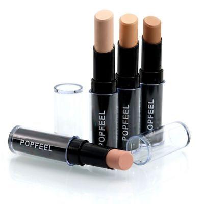 Best Face Eye Foundation Concealer Highlight Contour Pen Stick Makeup Cream