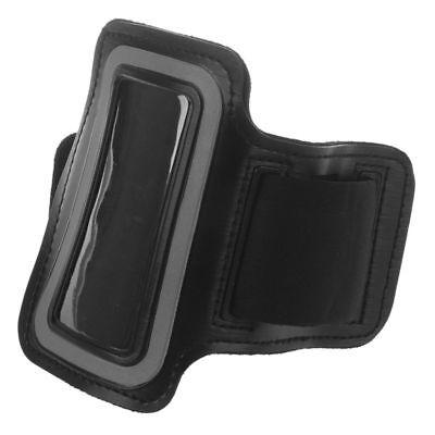 Sport Armband Fallhalter Running Arm Band fuer iPod nano 7,Schwarz O8K6 Leder Ipod Armband