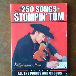 250 Songs by Stompin' Tom