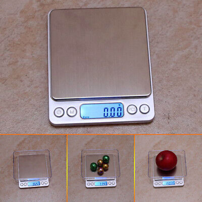 UK 1PCS Digital LCD Kitchen Food Scale Electronic Balance Weight Postal Scales
