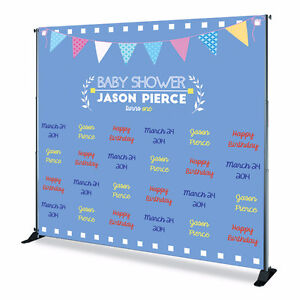 CUSTOM BANNERS/BACKDROP PACKAGE/STEP&REPEAT - LOW AS $159.00! Edmonton Edmonton Area image 1