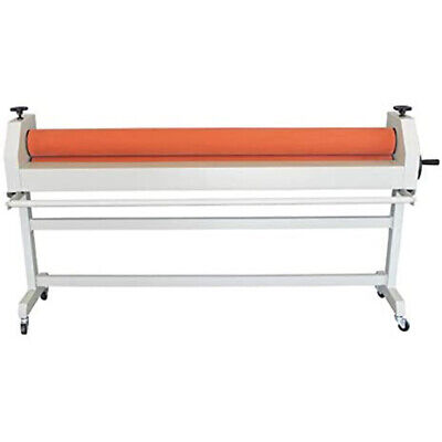 63in 1600mm Large Format Manual Cold Roll Laminating Machine Laminator Wood New