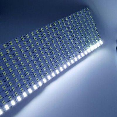LED Hard Rigid Strip Light 10pc 5630 Double Row 72leds/0.5m DC12V Non-Waterproof