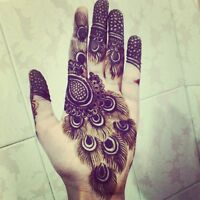 Professional Henna Services in Mississauga for All Celebrations