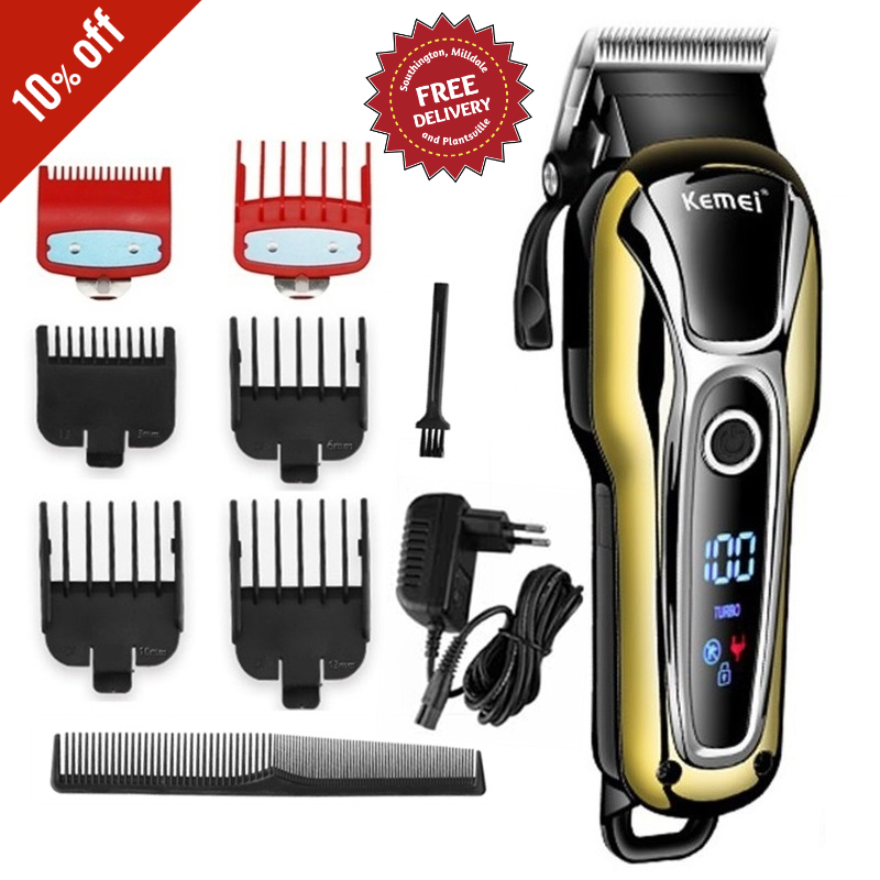New Electric Hair cutting Trimmer Clipper Men Shaver Barber
