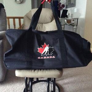 Canada hockey bag Edmonton Edmonton Area image 1