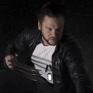 Paire Griffes Wolverine Metal Claws  Replique Cosplay Replica