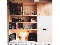 Fitted wardrobes , storage , bespoke service