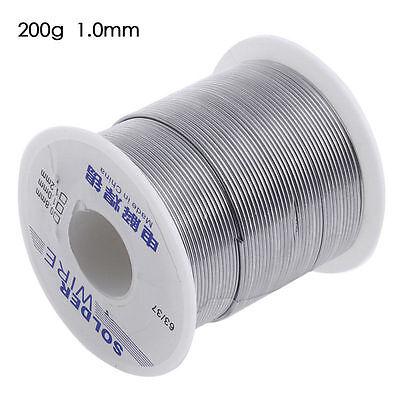 6337 1.0mm 200g Rosin Core Weldring Tin Lead Industrial Solder Wire