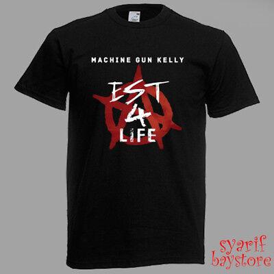 MGK Machine Gun Kelly Est 4 Life Men