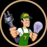 Certified electrican for hire