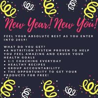 New Year! New You!