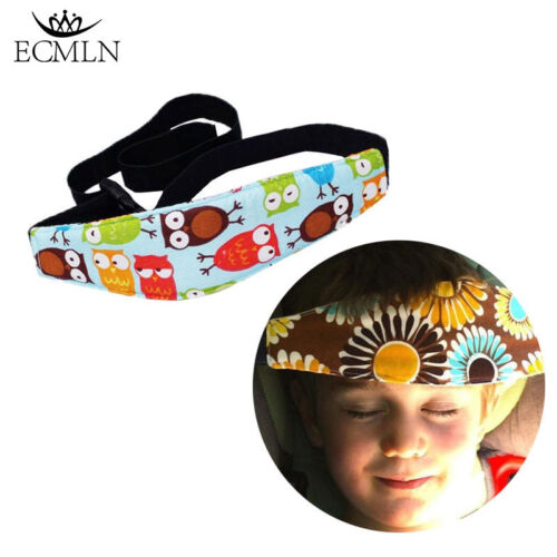2 Pack Baby Car Seat Safety Headrest Pillow Sleeping Head Support Pad For Kids