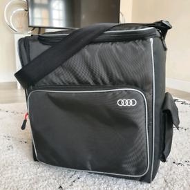 Genuine, unused Audi electric coolbox