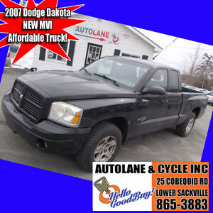 2007 Dodge Dakota Extended Cab Pickup Truck~ ONLY $4495 NEW MVI