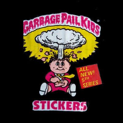 GARBAGE PAIL KIDS - UK 5TH SERIES SINGLES - Each card @ £1.50