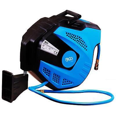 BGS 3253 Druckluftschlauch Kfz Werkzeug Spiralschlauch Luft Schlauch Automatisch