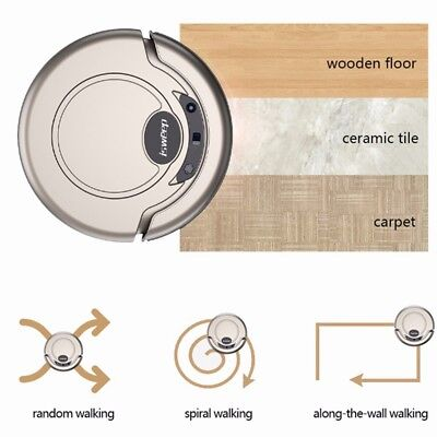 Isweep S320 Smart Auto Robot Vacuum Cleaner For Home Wireless Dry Wet Mopping