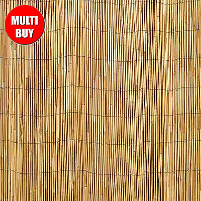 garden fence - NATURAL REED SCREENING ROLL Outdoor Garden Fence Panel Privacy Decorative Screen