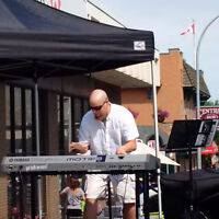 Piano/keyboard player for hire for your event