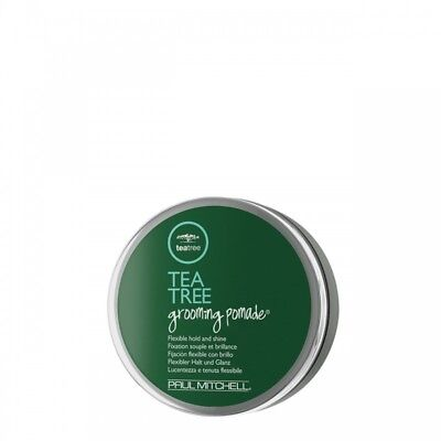 Paul Mitchell TEA TREE Grooming Pomade (Flexible hold and shine) 85g (one pcs)