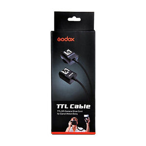 Corde cable  TTL  pour flash camera Canon.NEUF