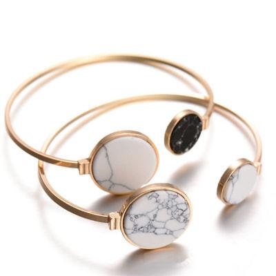 Bracelet - Fashion Women Style Silver/Gold Plated Charm Bracelet Bangle Gift Hot Jewelry
