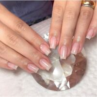 Acrylic Nail Extensions  $20