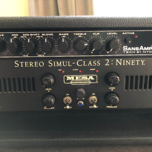 MESA/Boogie Stereo Simul-Class 2:90 - excellent condition