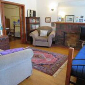 Large 2 Bedroom Downtown Available July 1st.