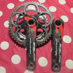 Pédalier Fulcrum racing torq Rs - Campagnolo