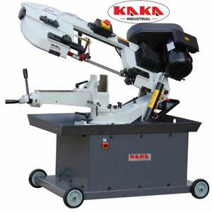 BS-712R 7 Inch Swivel Metal Cutting Band Saw Machinery