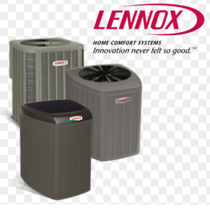 LENNOX AIR CONDITIONER DISCOUNTED